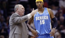 George Karl Blasts Melo, J.R. Smith in New Book