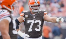 Cleveland Browns OL Joe Thomas: 'I'm Already Seeing Memory Loss'