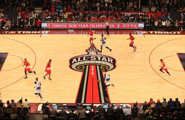 NBA All-Star Game 2016