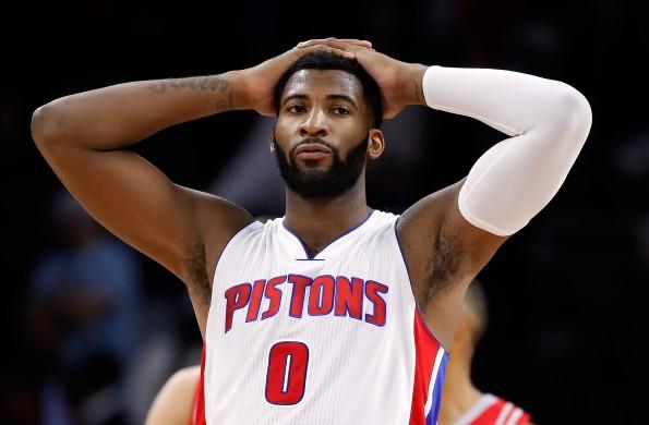 Houston Rockets v Detroit Pistons