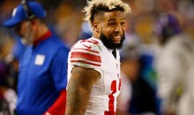Odell Beckham Jr. Says a Ref Told Him to 'Get Out of His Face' When He Asked About a Call