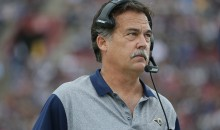 Looking For Revenge: Jeff Fisher Wants Chance To Play Against The Los Angeles Rams (Video)