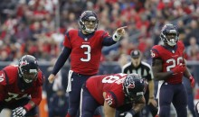 Report: Tom Savage is Expected to Start For The Texans Against The Bengals; Osweiler Benched Again
