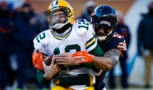 Packers-Bears Game Was So Cold, Helmets Were Shattering for No Good Reason (Pic + Video)
