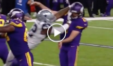 Refs Miss Obvious Blow to Sam Bradford's Head on Most Important Play of the Game (Video)