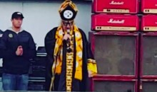 Pittsburgh Steelers Pope Is Nothing Short of Awesome (Video)