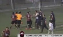 Argentine Soccer Players and Fans Attack Refs After Controversial Call (Videos)