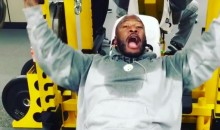James Harrison Explains Why He Wears a Sweater in the Weight Room (Video)