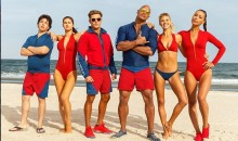 The Rock Unleashes the 'Baywatch' Trailer to the World (Video)