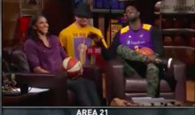 Kevin Garnett Cursed On Live TV in the Funniest Possible Context (Video)