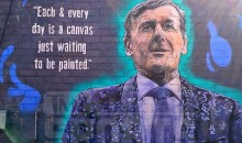 Craig Sager Was Added to this Awesome L.A. Mural Alongside Stuart Scott