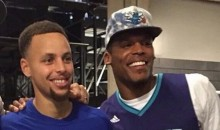 Steph Curry Wants to Know Why Cam Newton Was Benched (Tweet)