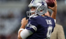 REPORT: Tony Romo Expected to Play on Sunday vs. Eagles
