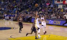 The Golden State Warriors' Awesomeness Summed Up In One Play (Video)