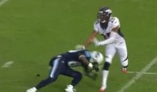 Aqib Talib Says He Plans to Beat Harry Douglas' Ass For His Dirty Hit (Video)