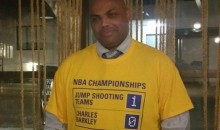 Charles Barkley Says He Doesn't Like The Warriors Because They Play 'Girly B-Ball' (Video)