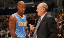 Chauncey Billups Says George Karl is 'Wack' For His 'Fatherless' Comments About Melo & Kenyon Martin (Video)