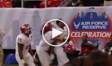 NC Central Loses Celebration Bowl Game Due To Excessive Celebration Penalty (Video)
