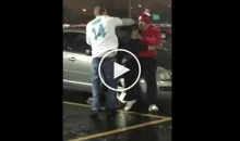 Dolphins and Jets Fans Fight Out Their Differences After Game (Video)