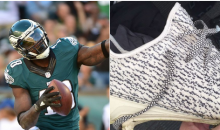 Dorial Green-Beckham Fined $6K For Wearing Cleats Supporting a Fake 'Yeezy' Charity