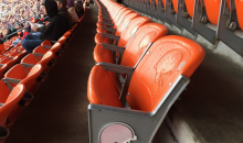 A Bunch of Fan Bases Came Dressed as Empty Seats Around The League (PICS)