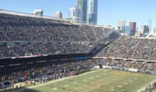 Several NFL Stadiums Half-Empty on a Cold & Frigid Sunday