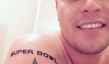 Fan Gets Massive Dallas Cowboys Super Bowl 51 Champion Arm Tattoo (PHOTO)