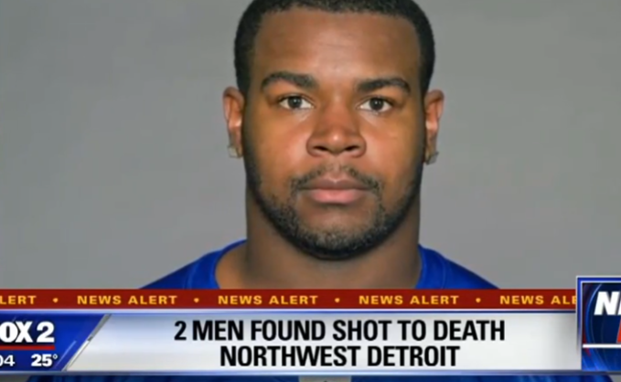Ex Bills player and another man found shot to death in Detroit