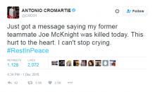 The Sports World Reacts to Former USC Star Joe McKnight's Tragic Road Rage Murder