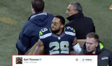 Earl Thomas Tweets That He Is Contemplating Retirement