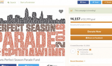 GoFundMe Page Started To Help Cleveland Browns 0-16 Parade Reach Its Goal