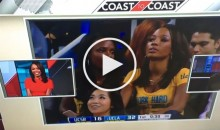 A Stoned Bill Walton Pretended to Not Know If ESPN's Cari Champion Was a Boy or a Girl (Video)