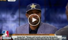 Kenyon Martin Says 'George Karl Disrespected My Mother' (VIDEO)