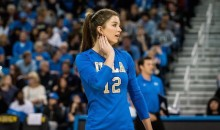 Gorgeous Volleyball Player Ryann Chandler Ends Her Collegiate Career by Taking a Spike to the Face (Video)