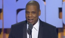 Jay-Z Throws Shade at Phil Jackson While Presenting LeBron James with SI Award (Video)