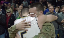 Notre Dame's Matt Farrell Reunited With Brother Who Served in Afghanistan