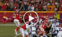 Chiefs DT Dontari Poe Comes In & Passes For a Touchdown (Video)