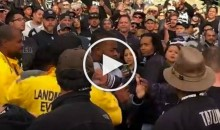 More Raiders Fans Fighting Each Other During Panthers Game Last Week (Video)