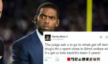 Randy Moss Puts Ex On Blast For a Being Drug Addict & A Bad Mom, Claims She's Spent $4M On Drugs (TWEETS)