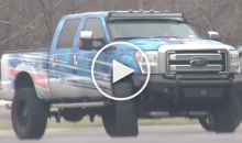 Rex Ryan Had To Drive Away In His Bills-Themed Truck After The Team Fired Him (Video)