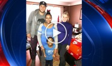 Matthew Stafford & Wife Adopt Family of Killed Detroit Police Officer Myron Jarrett (Video)