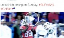 Buffalo Bills Purposely Leave Tyrod Taylor Off Their Season's Highlight Reel (Video)
