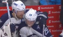 Winnipeg Jets Rookie Patrik Laine Inexplicably Fires the Puck Into His Own Net (Video)