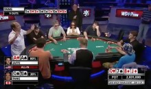 Insanely Bold Poker Player Raised $70K Before He Even Sat Down at the Table (Video)
