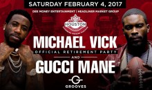 Michael Vick's Retirement Party the Night Before the Super Bowl Sounds Pretty Amazing