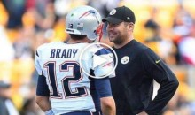 Big Ben Really Did Ask Tom Brady For His Jersey Because He Wanted To Hang It in His Office (Video)