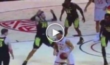 Is This the Worst Flop in the History of Basketball? YES (Video)