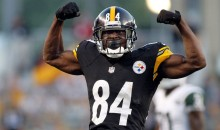 Pittsburgh Steelers Are Worried Antonio Brown's Putting Stats Over Team's Success