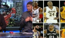 Jamie Foxx & Jalen Rose Says Kobe is The Worst of These 6 Players (Video)