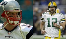 Steve Smith: 'Brady Over Rodgers Because He Makes Whoever He Plays With Better' (Video)